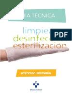 PDF LIMPIEZA y Desinfeccion