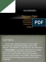 Halusinogen