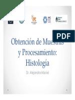 2 - Obtencion de Muestras y Procesamiento Histologia - Maciel - SAP Modo de Compatibilidad