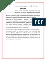 EVOLUCIÓN HISTORICA DE LOS CONCEPTOS DE CALIDAD.ROCIOdocx.pdf