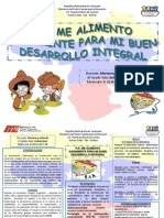 Proyecto de Aprendizaje 2012 2013