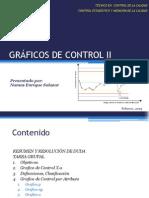 Gráficos de Control II