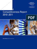 WEF GlobalCompetitivenessReport 2010-11