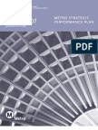 LA Metro - FY07 StrategicPlan