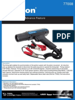 77008 - Timing Light With Advance Feature-PIS.pdf