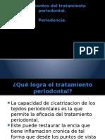 15.- Fundamentos de TX Periodontal