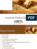 Corporate Finance Basics - 2