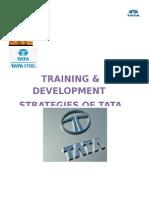 T&D of TATA