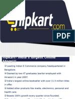 Flipkart Final Presentation