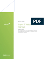 Meraki Whitepaper Layer 7 Visibility and Control