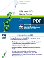 CDM Based CFL lighting