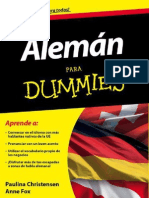 Aleman Para Dummies
