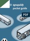LA Metro - pocket guide armenian
