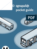 LA Metro - pocket guide armenian
