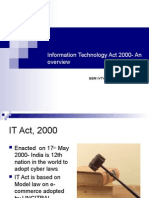 Information Technology Act2000 120112080011 Phpapp02