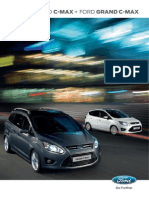Brochure FordC MAX