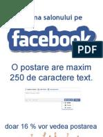 Prezentare Facebook