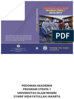 Pedoman Akademik 2014 - 2015