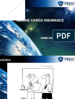 Basic Marine Cargo Insurance Presentation