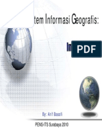 01 - Introduction GIS (PENS-ITS)