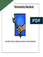 Assembly Workmanship Standards En