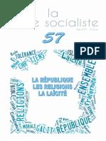 La Revue socialiste N°57 - mars 2015