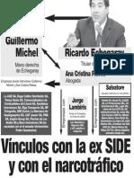 Corrupcion en La AFIP - Vínculos Con La Ex SIDE y Con El Narcotráfico