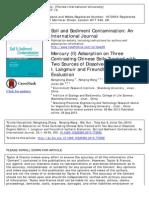 Soil and Sediment Contamination- An International Journal Volume 23 issue 1 2014 [doi 10.1080%2F15320383.2013.772092] Zhang, Mengmeng; Wang, Renqing; Guo, Wei; Xue, Tong; Dai, Jiulan -- Mercury (II) A.pdf