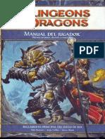 Manual Del Jugador D&D 4.0 Corregido
