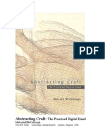 Abstracting Craft- The Practiced Digital Hand