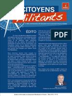 Citoyens Militants (mars 2015)