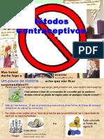 Métodos Contraceptivos cv3