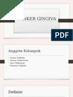 KANKER GINGIVA