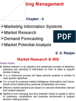 4. Marketing Research MIS