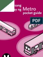LA Metro - pocket guide tagalog