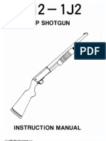 Century Yl12 Shotgun