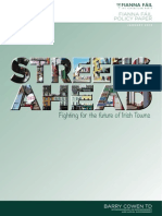 Streets Ahead Policy Paper
