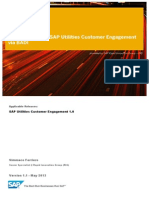 How to Guide - Enhancing SAP Utilities Customer Engagement via BADI