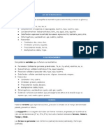 CATEGORÍAS GRAMATICALES (2)