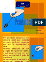 Pendulo Simples (1)