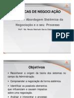 CCONT1 Tecnicas Negociacao Teleaula1 Slide1.Ppt