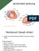 vaskularisasi jantung