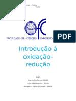 Introdução Oxidacao Reducao
