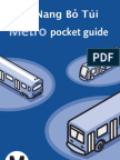 LA Metro - pocket guide vietnamese