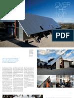 Sanctuary magazine issue 10 - Over the top - Orange, NSW green home profile