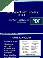 11-unit-1-teaching-for-exam-success-unit-1.ppt