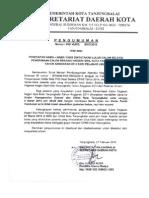 Pengumuman hasil ujian CPNS 2014 Kota Tanjungbalai