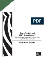 Zebra Printer Configuration