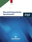 PDF BGA 41 Uebersicht Hypnotisches Sprachmuster