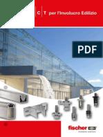 fischer sistemi ACT per l'involucro edilizio
